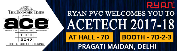 Ryan PVC Acetech Booth