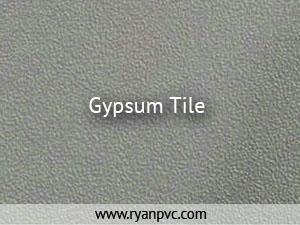 Gypsum Tile